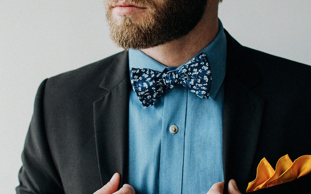 bow tie guide