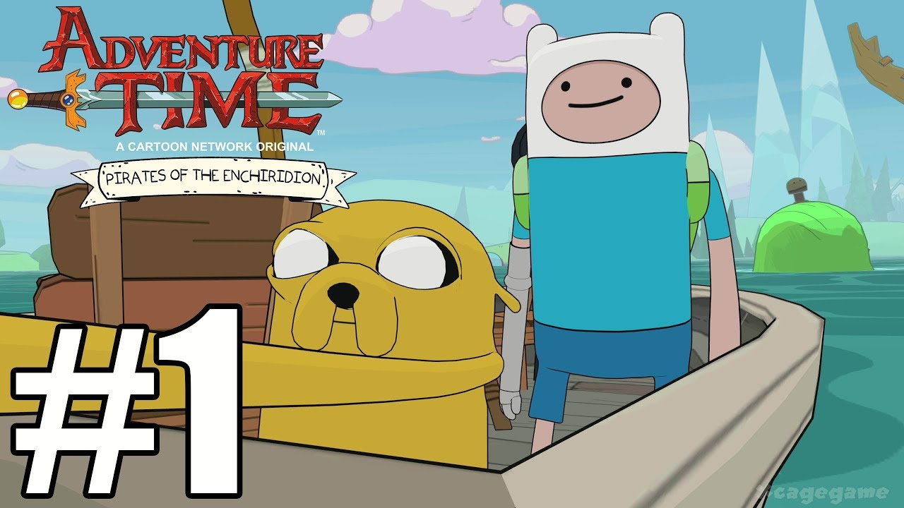 adventure time pirates of the enchiridion guide