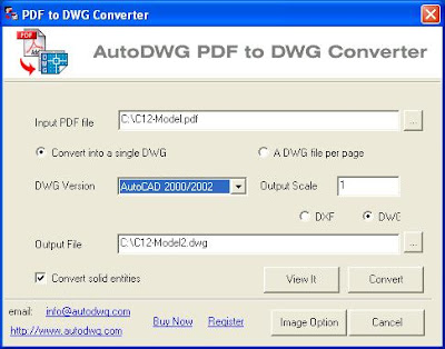 convert dwg to pdf without autocad