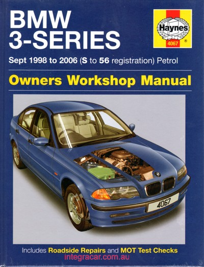 bmw 320i owners manual 2006